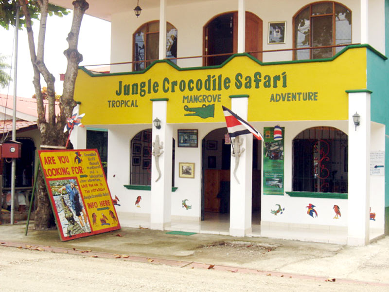 Jungle Crocodile Safaris Office