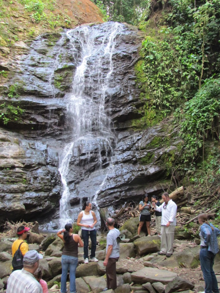 Tocori Waterfalls Horseback Riding Tour
